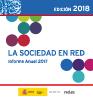 """Informe Anual """"La Sociedad en Red 2017"""" (Edición 2018)"""