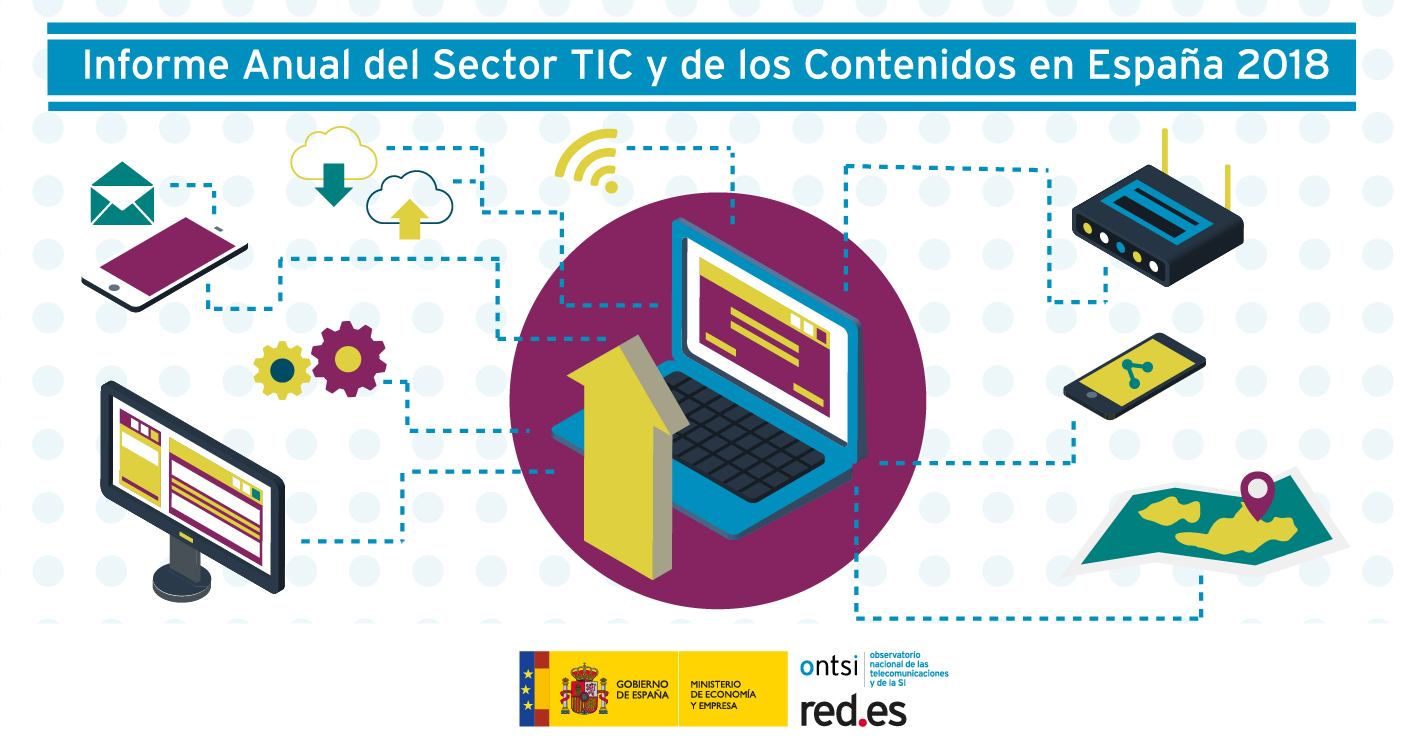 Informe Anual del Sector TIC y de los Contenidos en España