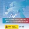 Indicadores destacados de la Sociedad de la Información en España (septiembre 2017)