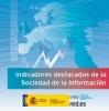Indicadores destacados de la Sociedad de la Información en España (diciembre 2017)